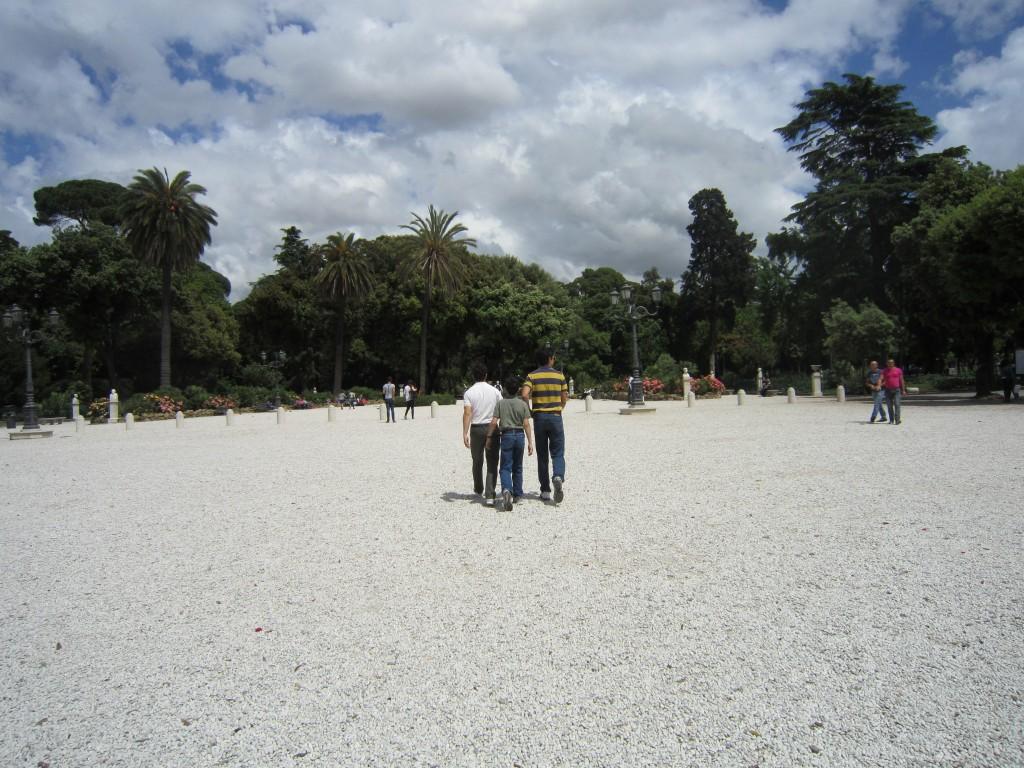 Il Pincio, Rome, Italy