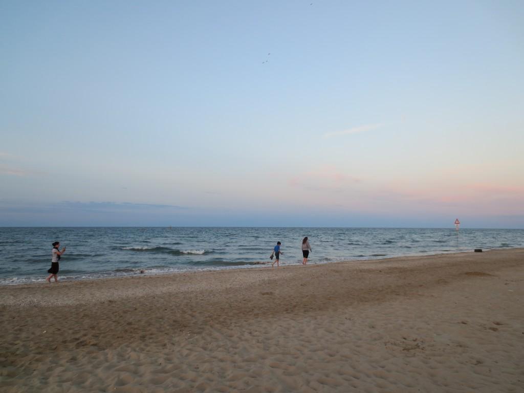 Rimini Beach, Rimini Italy