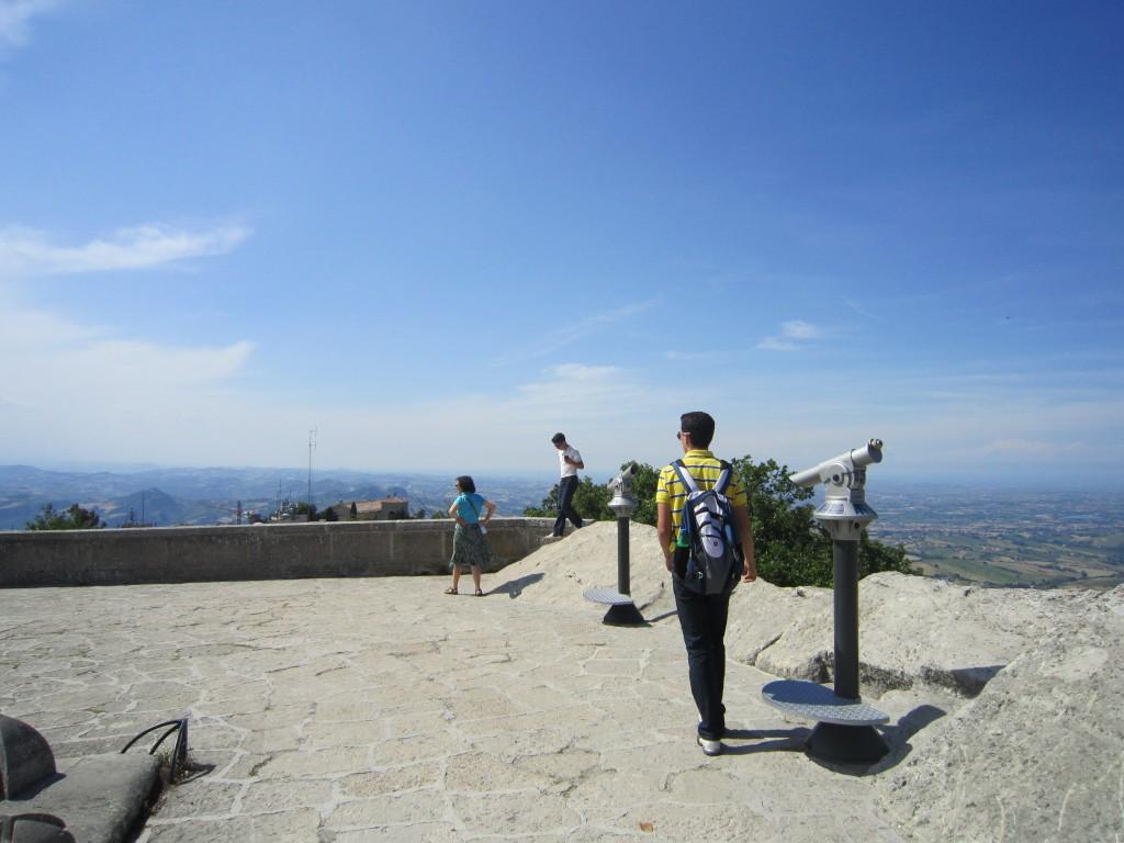 San Marino, Italy.