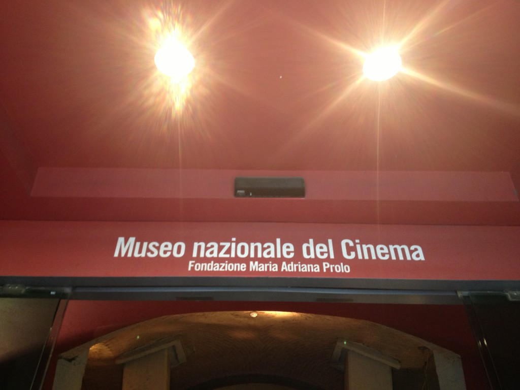 National Museum of Cinema in Turin, Italy