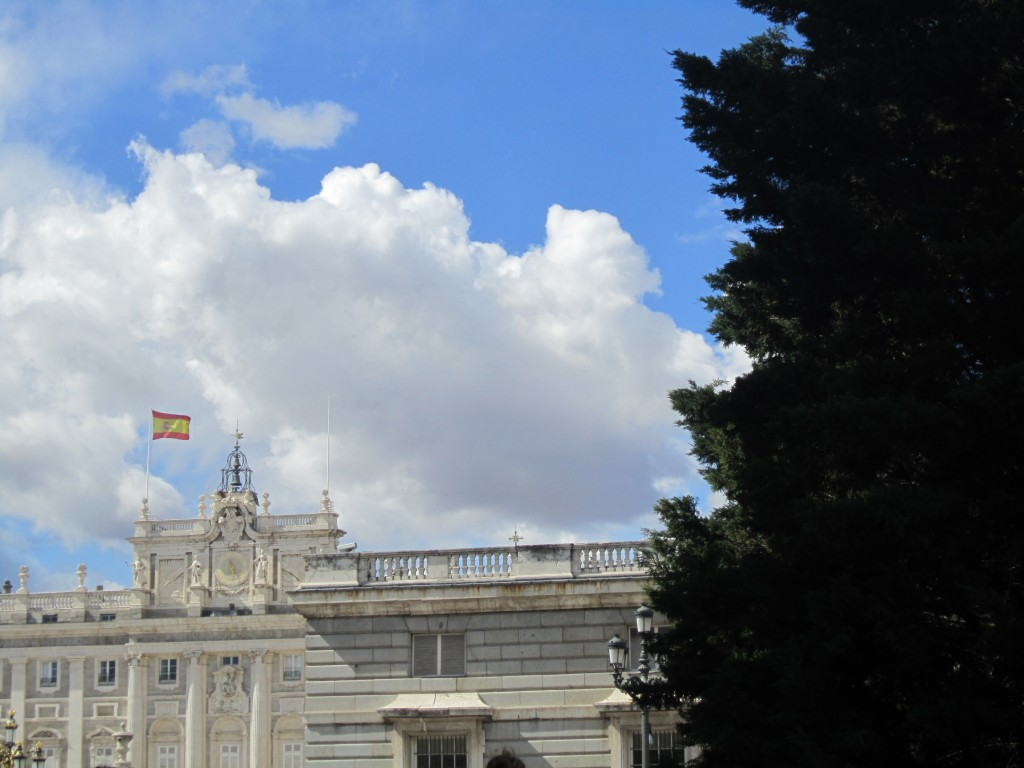 Spanish Royal Palace, Madrid