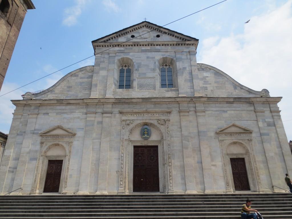 Duomo in Turin, Italy