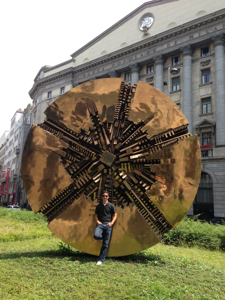 Big disk of Milan