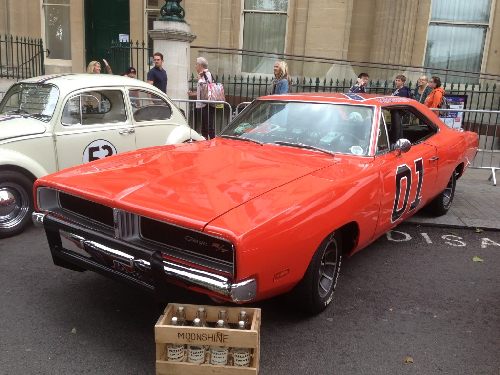 Dukes of Hazard Dodge Charger